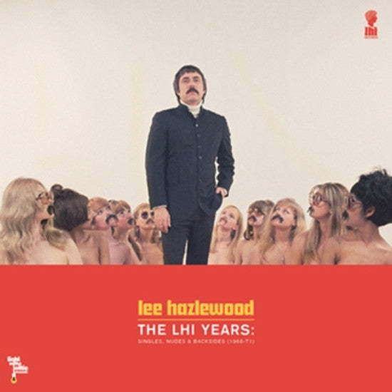 Lee Hazlewood - The LHI Years: Singles, Nudes, & Backsides (1968-71) 2xLP Vinil - Salvaje Music Store MEXICO