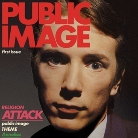 Public Image Ltd. - First Issue Vinil - Salvaje Music Store MEXICO