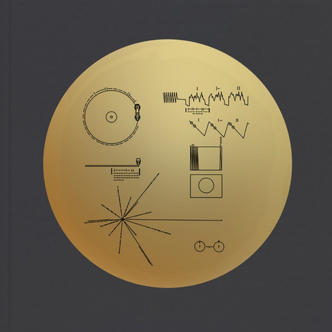 The Voyager Golden Record Vinil - Salvaje Music Store MEXICO