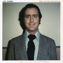 Andy Kaufman - Andy and His Grandmother Vinil - Salvaje Music Store MEXICO