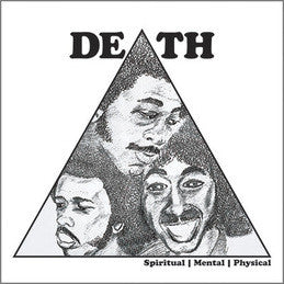 Death - Spiritual-Mental-Physical Vinil - Salvaje Music Store MEXICO