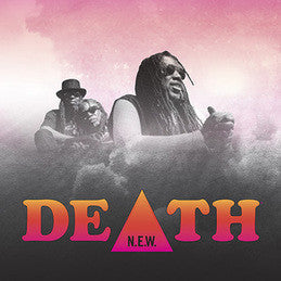 Death - N.E.W. Vinil - Salvaje Music Store MEXICO
