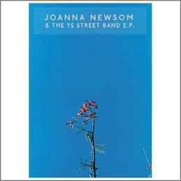 Joanna Newsom - Joanna Newsom & The Ys Street Band E.P. Vinil - Salvaje Music Store MEXICO