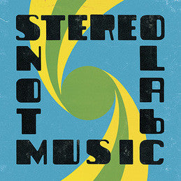 Stereolab - Not Music (2xLP color azul)