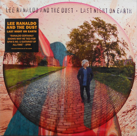 Lee Ranaldo and The Dust - Last Night On Earth Vinil - Salvaje Music Store MEXICO