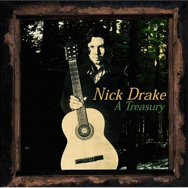 Nick Drake- A Treasury (1LP) Vinil - Salvaje Music Store MEXICO