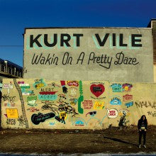Kurt Vile -  Wakin On A Pretty Daze Vinil - Salvaje Music Store MEXICO