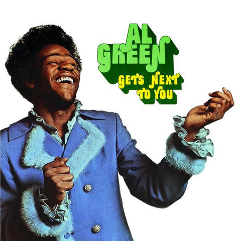 Al Green - Get's Next to You Vinil - Salvaje Music Store MEXICO