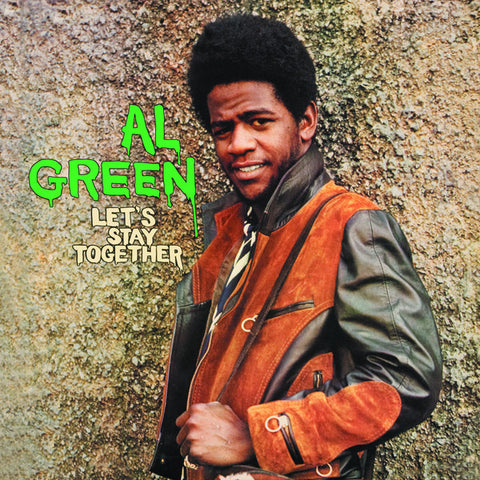 Al Green - Let's Stay Together Vinil - Salvaje Music Store MEXICO