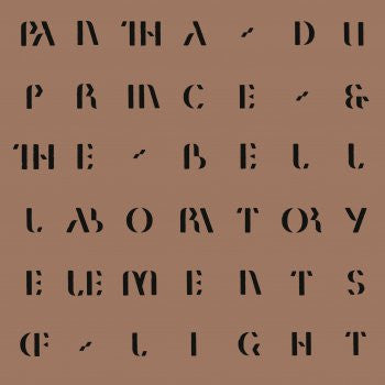 Pantha Du Prince & The Bell Laboratory - Elements Of Light Vinil - Salvaje Music Store MEXICO
