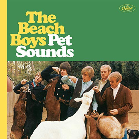 Beach Boys - Pet Sounds (1LP Mono 50th Anniversary) Vinil - Salvaje Music Store MEXICO