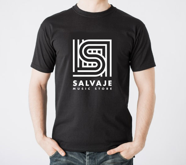 Playera Salvaje Music Store playera - Salvaje Music Store MEXICO