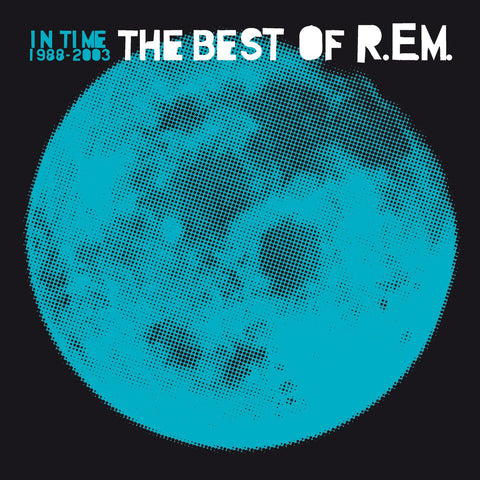 R.E.M.-In Time: The Best Of R.E.M. 1988-2003 LP vinil - Salvaje Music Store MEXICO