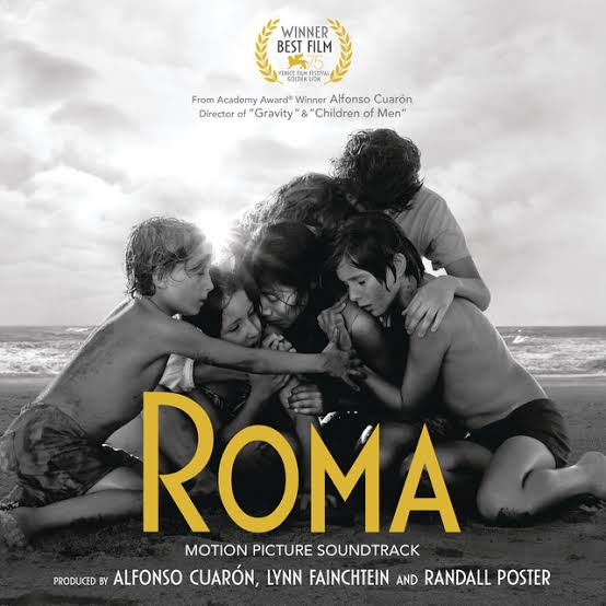 Various Artists - Roma (Music Inspired By the Film) (Soundtrack) [2LP] Vinil - Salvaje Music Store MEXICO