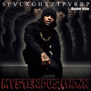 SpaceGhostPurrp -  Mysterious Phonk: Chronicles of Spaceghostpurrp Vinil - Salvaje Music Store MEXICO
