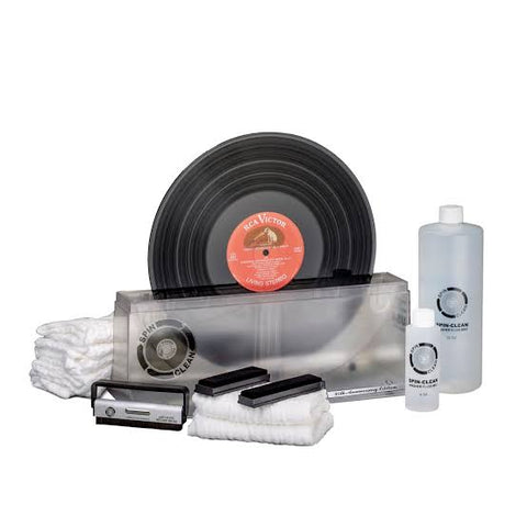 "Limited-Edition 45th Anniversary Spin-Clean® Record Washer MKII ""Clear"" Deluxe Kit accesorio vinil - Salvaje Music Store MEXICO"
