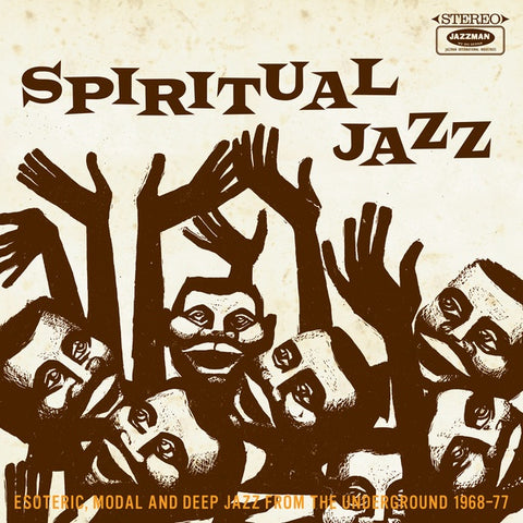 Spiritual Jazz 1 - Esoteric, Modal and Deep Jazz from the Underground 1968-77 vinil - Salvaje Music Store MEXICO