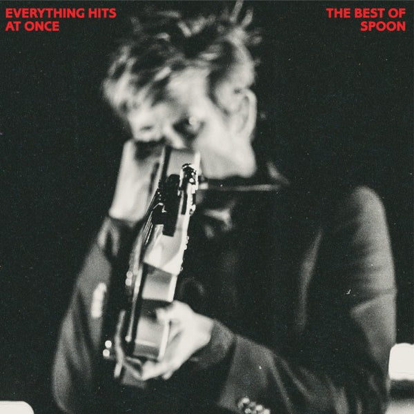 Spoon - Everything Hits At Once: The Best Of Spoon vinil - Salvaje Music Store MEXICO