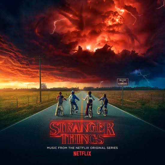 Various Artists - Stranger Things: Music From The Netflix Original Series [2LP] Vinil - Salvaje Music Store MEXICO