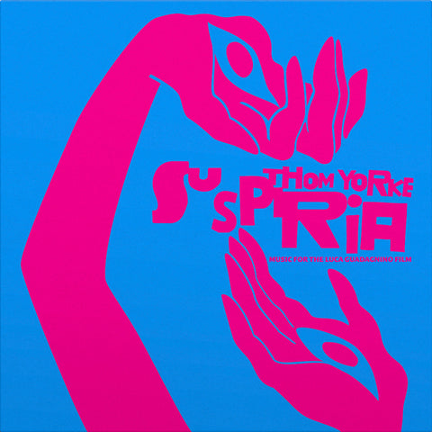 Thom Yorke - Suspiria (Music for the Luca Guadagnino Film, 2xLP pink vinyl)