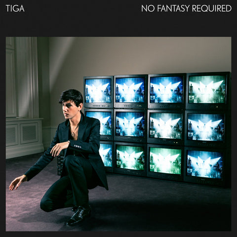 Tiga - No Fantasy Required LP Vinil - Salvaje Music Store MEXICO