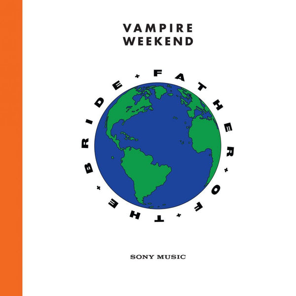 Vampire Weekend - Father Of The Bride Vinil - Salvaje Music Store MEXICO