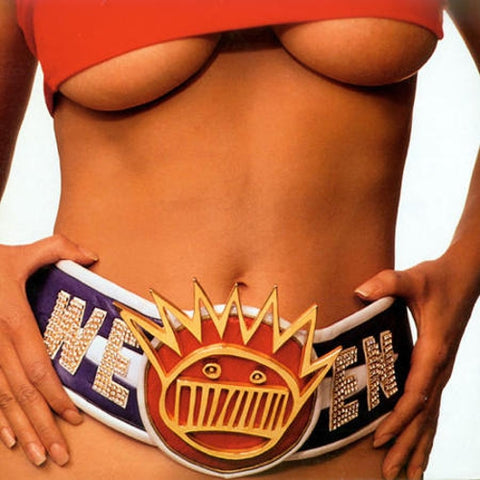 Ween - Chocolate And Cheese (colored Vinyl) Vinil - Salvaje Music Store MEXICO