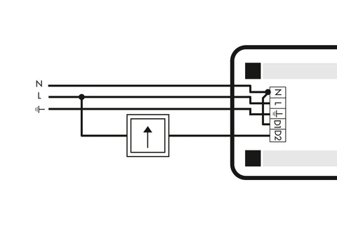 on dali control wiring diagrams