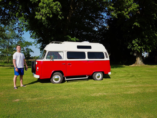 Campervanning on the edge