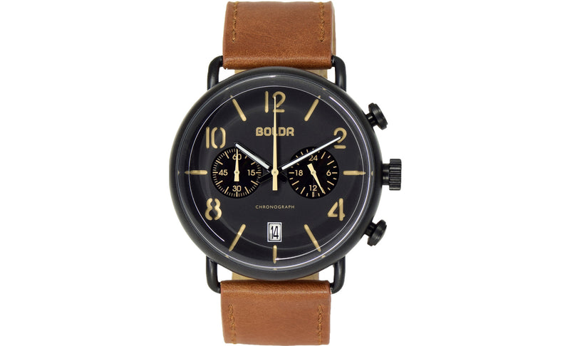 BOLDR Journey Chronograph: Nighthawk <br> <strong>Special Edition</strong>