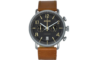 BOLDR Journey Chronograph: Warhawk