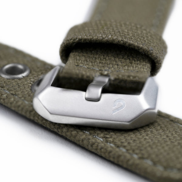 Expedition Canvas Strap - Green