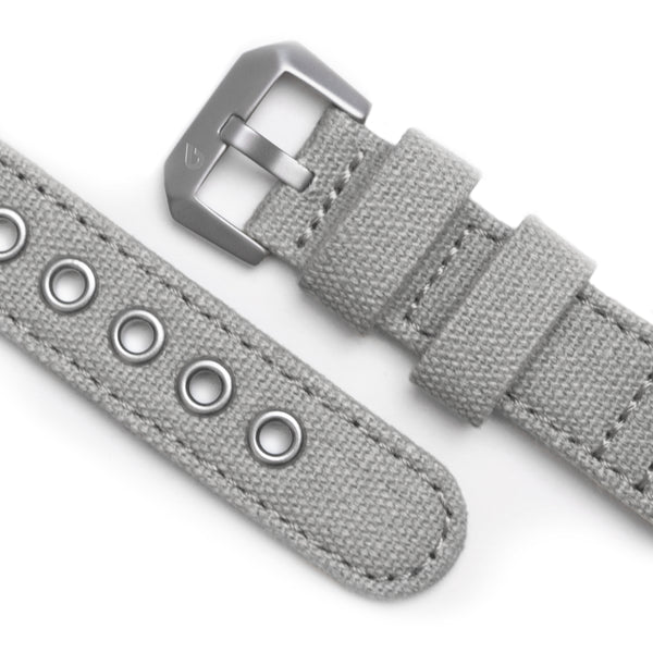 Expedition Canvas Strap - Grey