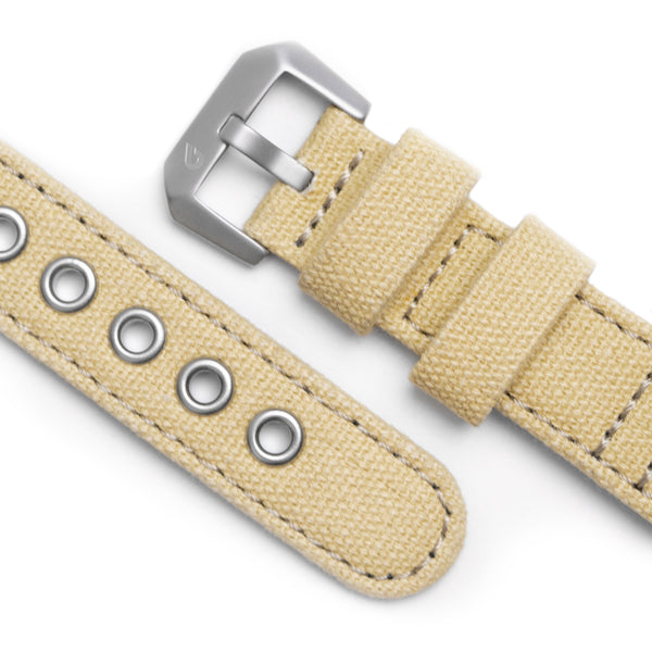 Expedition Canvas Strap - Khaki