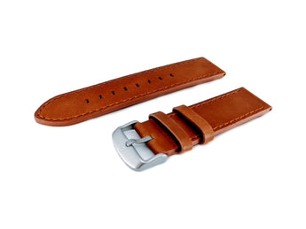 BOLDR Journey Leather Strap (22mm)
