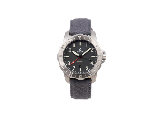 BOLDR Explorer II GMT -Grey