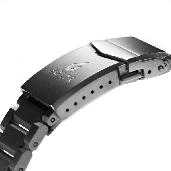 Expedition Stainless Steel Bracelet