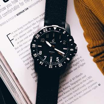 BOLDR Explorer GMT - Black