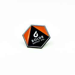BOLDR Badge Orange