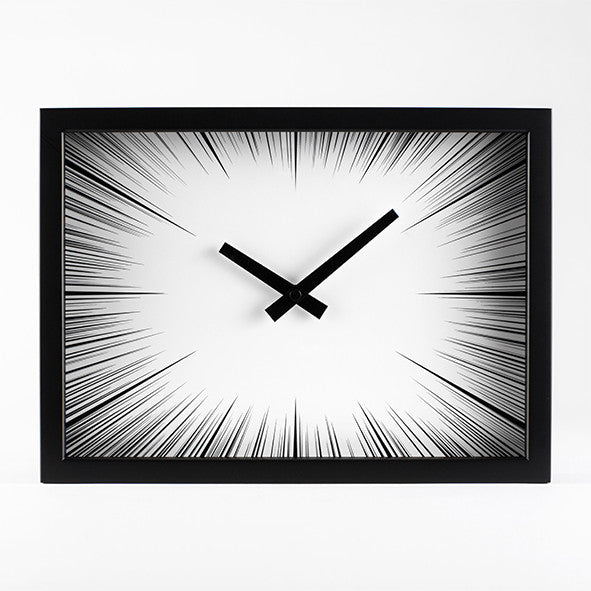 Time / Wall Clock 驚驚鐘_白