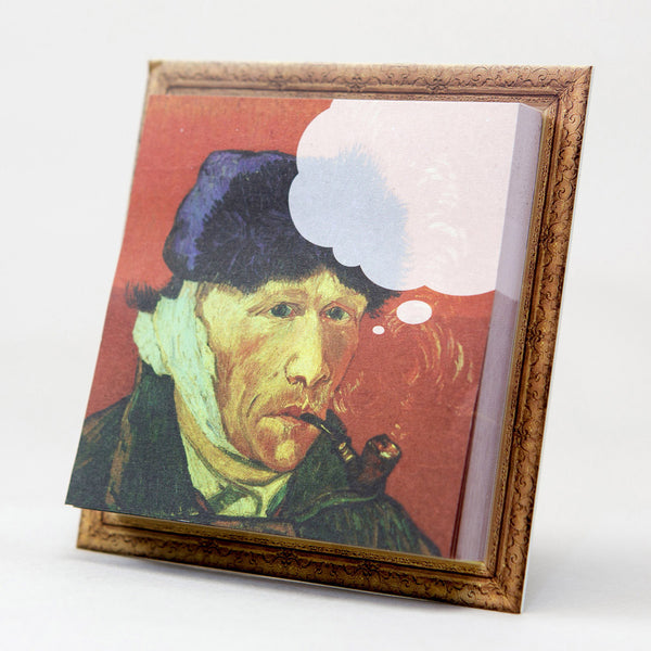 THREEM / Sticky notes 名畫話便利貼_Van Gogh(梵谷)