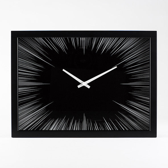 Time / Wall Clock 驚驚鐘_黑