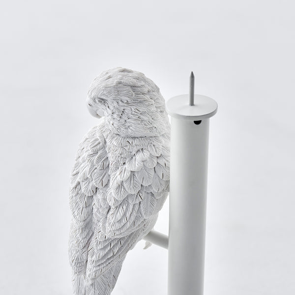 鸚鵡燭檯 / Parrot X Candle Holder_single parrot