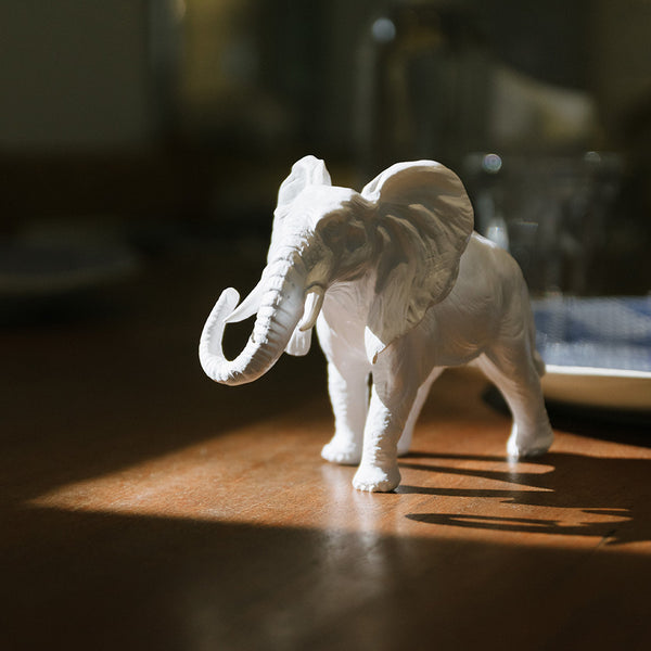 動物紙鎮擺飾_大象 /  Animal Paperweight_Elephant