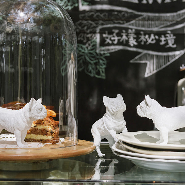 動物紙鎮擺飾_鬥牛犬 / Animal Paperweight_French bulldog