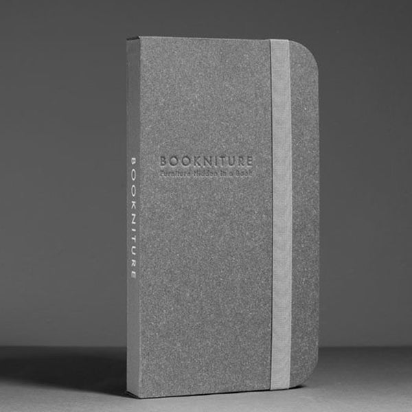 Bookniture_Concrete Grey 清水模