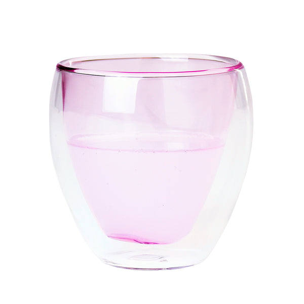 心型雙層杯 Heart Shaped Double Wall Glass