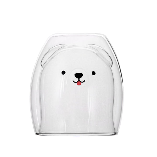 小狗雙層杯 Dog Double Wall Glass