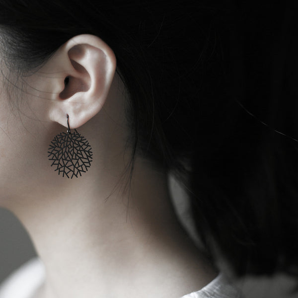 Woods Earrings 樹枝耳環 (E01/E01B)