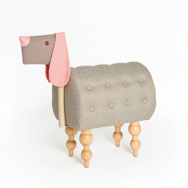 Animal chairs color - Dog 小狗椅